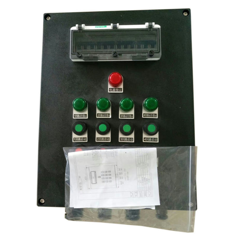 Anti Corrosion Ex Proof Control Box , BXM / BXD Series Power Distribution Panel