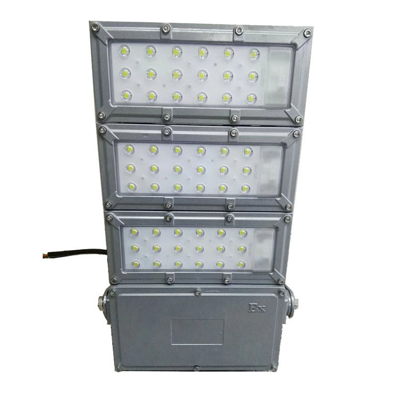 Oil Field Explosion Proof Led Flood Light With Aluminum Housing AC220V / 50Hz