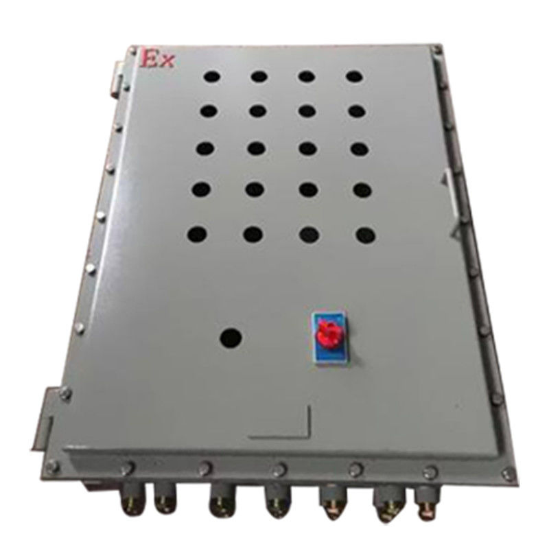 Stainless Steel Explosion Proof Enclosure For Explosion Proof Control Panel 300*400*150mm