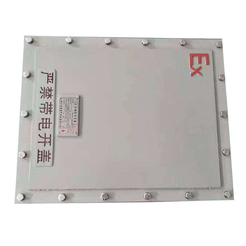 Aluminum Explosion Proof Enclosures For Electronic Equipments 400*500*160mm