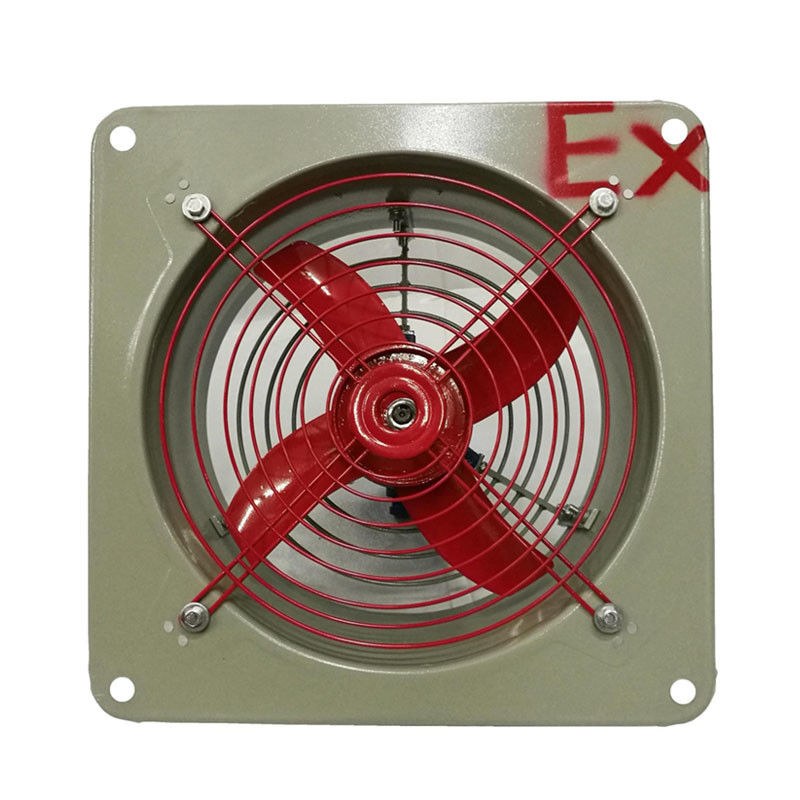 Hazardous Location Explosion Proof Ventilation Fan For Chemical Fumes IP65 / IP66