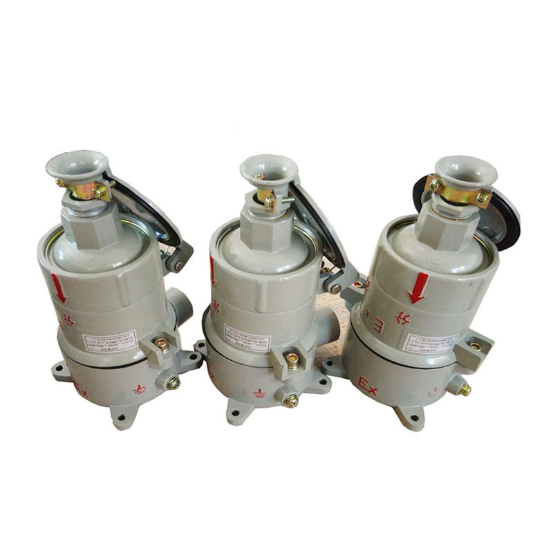 No Spark Explosion Proof Plugs And Receptacles Class 1 Division 2 16A